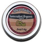 Citrus Shea Butter Body Creme - .5 oz.