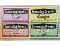 Mini Bar 4 Pack-Lavender, Lemongrass, Peppermint & Rosehips & Orange1 oz bars