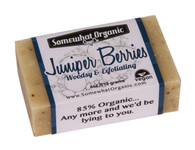 Juniper Berries Organic Soap - 4 oz Bar