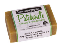 Patchouli Organic Soap - 4 oz. Bar