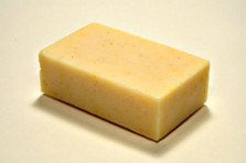 Lemongrass &amp; Rosemary  Organic Soap - 1 oz. Mini Bar