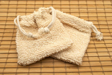 Boucle Cotton Soap Sak Saver