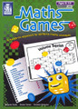Maths Games: A hands-on approach to reinforce maths concepts - Ages 9-10