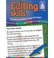 Editing Skills  - Practical activities using text types (Ages 8-9)