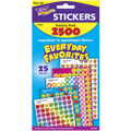 Sticker Spot Pad Variety Pack: Everyday Favorites