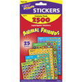 Sticker Spot Pad Variety Pack: Animal Friends
