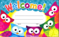 Welcome Owl Stars Certificates - 30 awards