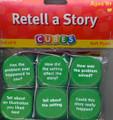 Retell A Story Cubes (6 x Soft Foam Cubes)