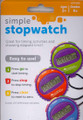 Simple Stopwatch (Exclusive to Kohia)