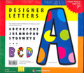 "Poppin' Patterns uppercase 7"" Letters"