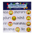 Magnetic Maori Feelings & Emotions