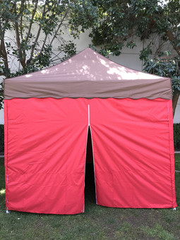 Flame Retardant Canopy Side Walls ... & Canopy Walls - California Palms