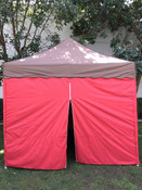 Flame Retardant Canopy Side Walls (Size:10'x10')