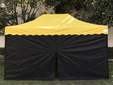 Flame Retardant Canopy Side Walls (Size:10'x15')
