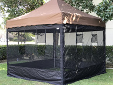 Food Screen Walls (Side:10'x10')
