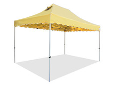 Queen Palm Four Seasons Canopy Frame and Top (Size:10'x15')