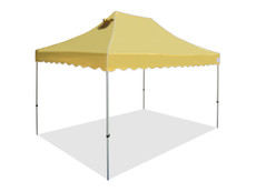 California King Palm Four Seasons Canopy Frame and Top (Size:10'x15')
