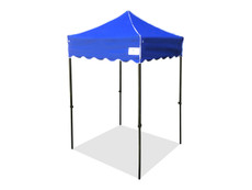 Queen Palm Canopy Frame and Top (Size:5'x5')