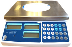 Digital Price Computing Produce Count Weight Portable Scale 60LB CH-60