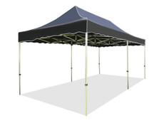 California King Palm Canopy Frame and Top (Size:10'x20')
