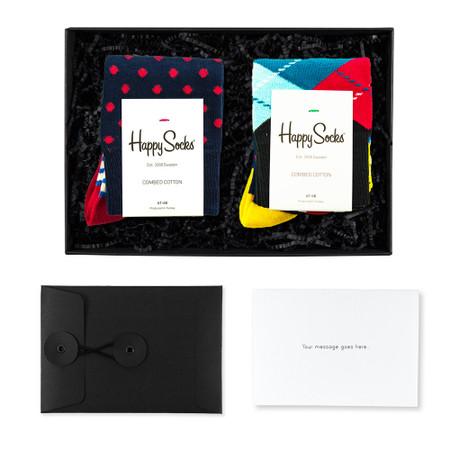 Happy Socks x 2