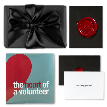 The Heart of A Volunteer Book