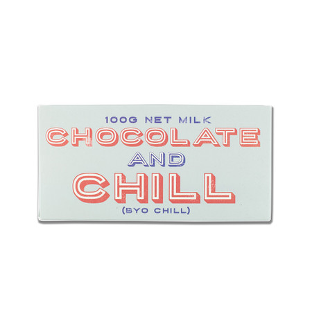 Choc & Chill Chocolate (ADD-ON)