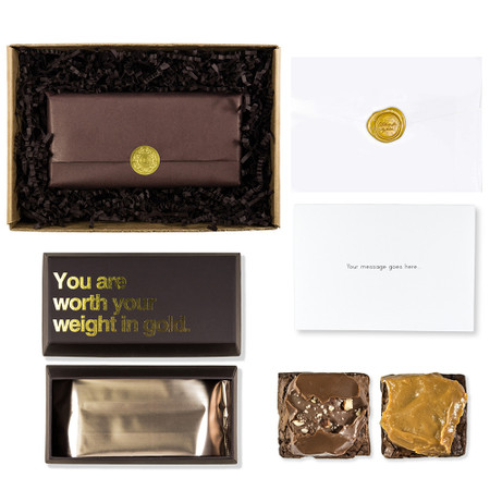 Worth Your Weight In Gold Box - Business Referrals