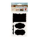 Peel & Stick Chalkboard Labels, Set of 24