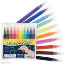 Mini Markers, Set of 10