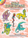 Mini Dragons Tattoos Book