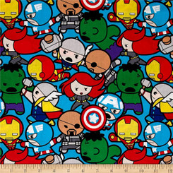 Marvel Avengers Superhero!