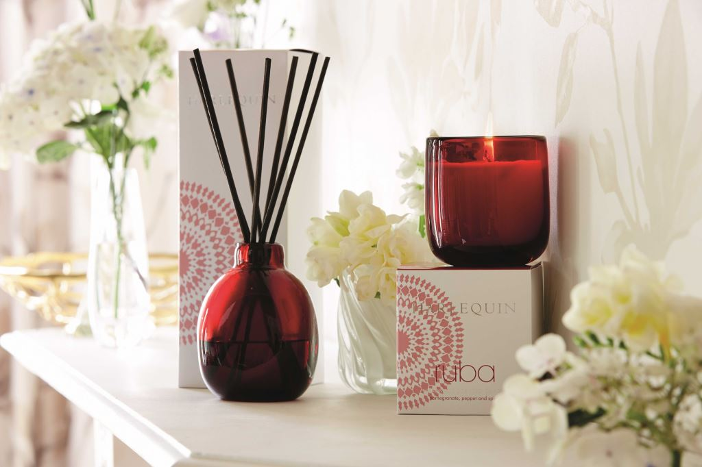 Ruba Scented Candle