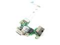 Dell Inspiron N4010 VGA / RJ-45 network IO Circuit Board - 9Y3YW