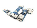 Dell Latitude E6500 / Precision M4400 Power Button / Audio Ports / RJ-45 / USB / 1394 IO Board - N533H