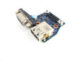 Dell Latitude E6440 USB / VGA Port IO Circuit Board - 28X5F