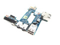 Dell Latitude E6500 / Precision M4400 Power Button / Audio Port / RJ-45 / USB  Circuit IO Board - K120P