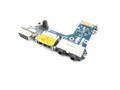 Dell Latitude E4200 Left Side Audio Port IO eSATA  Board - D537F