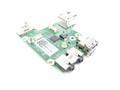 Dell Latitude E6400 XFR USB I/O Circuit Board - J238N