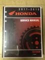 2011-2016 Honda CB1000R Part# 61MFN05 service shop repair manual