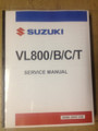 2001-2016 Suzuki Boulevard C50 / C50T / Volusia 800 / VL800 / VL800T Part# 99500-38047-03E service shop repair manual