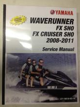 2008 2011 yamaha waverunner fx sho fx cruiser sho part lit 18616 rh service shop repair manual com 2008 yamaha fx ho service manual 2008 yamaha fx cruiser ho owner's manual