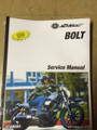 2014-2017 Yamaha Bolt Part# LIT-11616-27-30 service shop repair manual