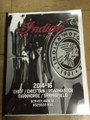 2014 - 2015 - 2016 Indian Dark Horse, Chief Classic, Chief Vintage, Chieftan, Roadmaster & Springfield Part# 9925933 R04 service shop repair manual