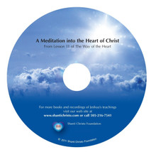Lesson 11 Meditation CD that is included in The Way of Mastery book, and sold separately here.