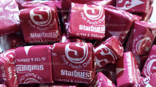 Starburst Fruit Punch