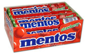 Mentos Strawberry Mentos