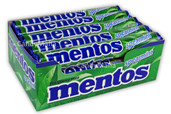 Mentos Spearmint Mentos