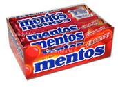 Mentos Cinnamon Mentos