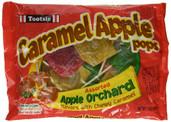 Tootsie Pop Caramel Apple Orchard bag
